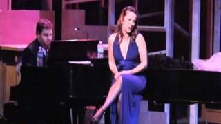 Melissa Minyard sings Here's to Life by Artie Butler