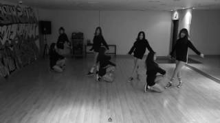 [DACNE MIRRORED]Dreamcatcher(드림캐쳐) Dance Practice 02