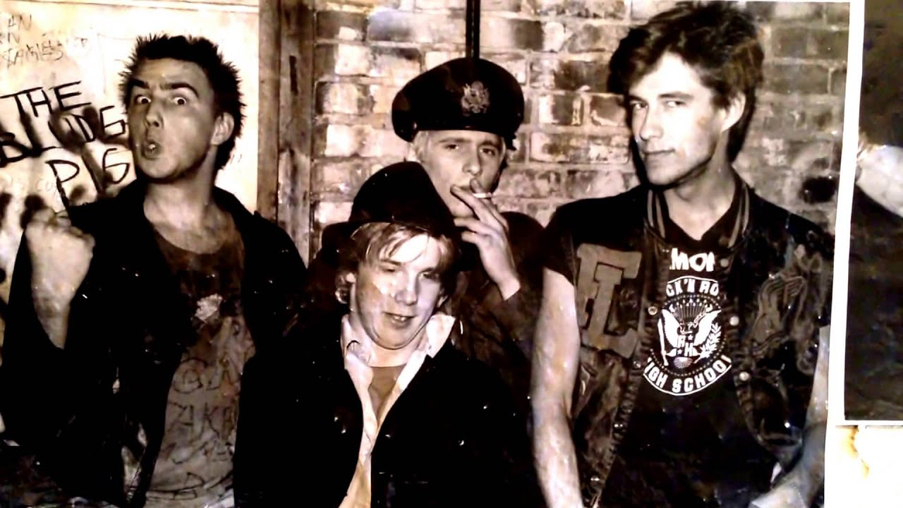 Punk Rock Photos at Smilin' Buddha with bev. davies: (Return to) The Scene of the Crime Show
