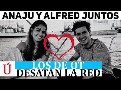 ¡Qué fuerte! Alfred confirma así su relación con Anaju y publica esta imagen que desata la red