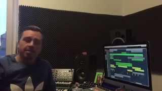 studio session - Purple Disco Machine & Lorenz Rhode