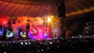 Cinema City i Coldplay Live 2012, Wiktoria Sas