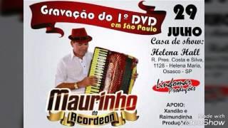 Maurinho Do Acordeon 2017 - Vaqueiro Patrão