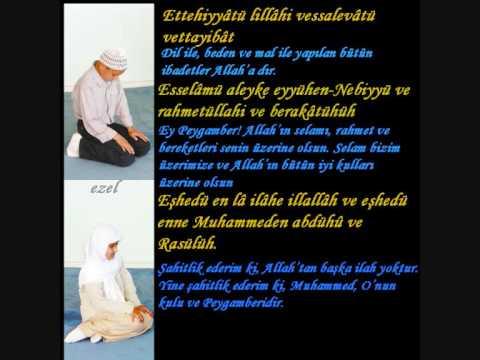 resimli namaz duaları