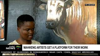 A visit to Mahikeng's first art gallery