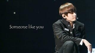 【中英字】BTS - V - Someone like you (cover)
