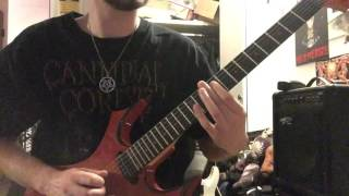 JBL theme song on guitar