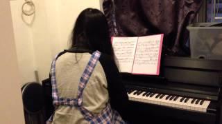 Scent of a woman, Piano, Por Una Cabeza 闻香识女人 钢琴 by Melody Ye