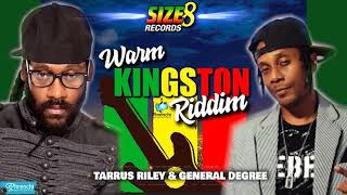 General Degree & Tarrus Riley - Feeling Irie🔥🔥 (Warm Kingston Riddim🎚) 2019🎧