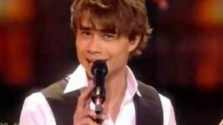 Eurovision Song Contest 2009 WINNER Norway Alexander Rybak Fairtyle LIVE