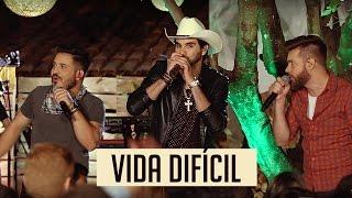João Fernando e Gabriel ft. Loubet - Vida Difícil (DVD Ao Vivo no Pé de Amora)