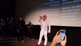Vin Diesel na Pré Estréia Mundial em São Paulo: XXX: Reativado