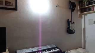 Europe - Open your heart, guitar solo cover, John Norum version