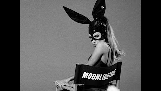 Ariana Grande - Moonlight (Official Instrumental + Background Vocals)