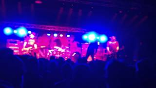 "Pennywise ""I Don't Care"" & ""Live Fast, Die Young"" a Circle Jerks cover live in Bend, OR 2-24-2013"
