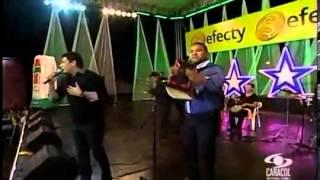 Alex Manga & Neno Beleño - Que No Me Faltes Tu (Show De Las Estrellas)