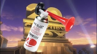 20th Century Fox Logo - MLG Air Horn Version