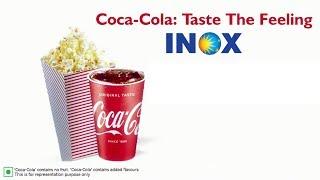 Coca-Cola: Taste The Feeling At INOX