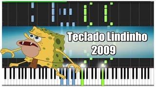 Teclado Lindinho 2009 (Synthesia)