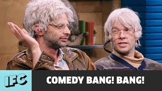 Comedy Bang! Bang! | 'Oh Hello Show' ft. John Mulaney & Nick Kroll | IFC