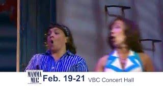 Mamma Mia Live On Stage In Huntsville