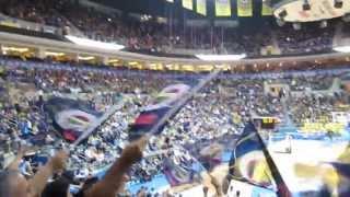 Fenerbahçe 75-70 FC Barcelona / Fenerbahçe Yüzüncü Yıl Marşı  / Centenary Anthem