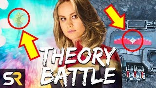Is Captain Marvel Stuck In Traffic Or Hiding In The Quantum Realm? THEORY BATTLE width=
