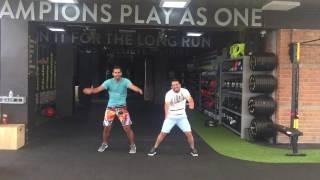 Subeme la Radio - Enrique Iglesias A Zumba Fitness® Choreography!