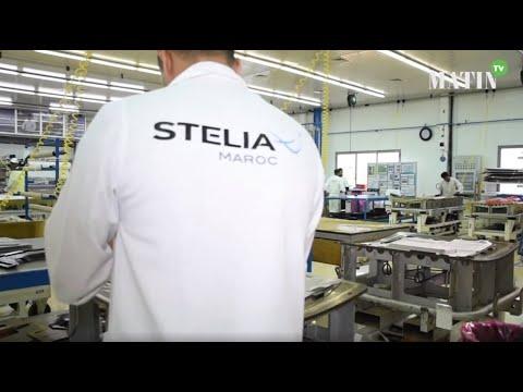 Video : Aéronautique : Visite au cœur de Stelia Maroc
