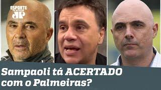 Sampaoli já tá ACERTADO? Quem mais vai VAZAR do Palmeiras? Mauro Beting conta TUDO!