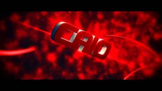 Intro com o nome CAIO (NAMES)