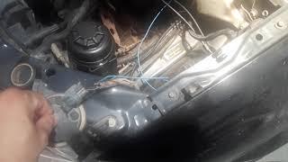 Ligando a buzina do carro ao alarme