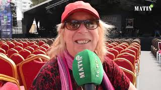 Tanjazz 2019: Déclaration de la chanteuse Nina Van Horn