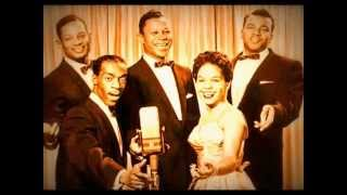 """THE PLATTERS - """"THE GREAT PRETENDER"""" (1955)"""
