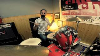 Joe Cocker - Unchain my heart (Drum cover - Alvaro del Hierro)