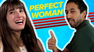How To Be The Perfect Woman (According To Men)