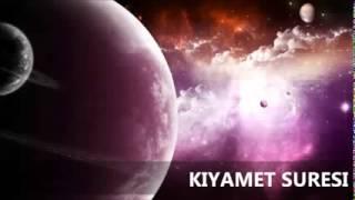 Kiyame Suresi Meali