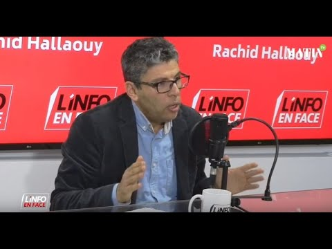 Video : L'Info en Face avec Malik Boumediene