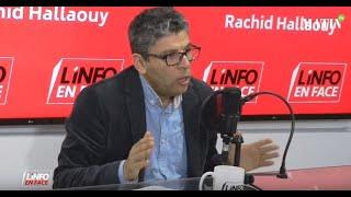 L'Info en Face avec Malik Boumediene