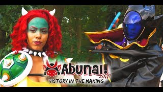 Abunai! Convention 2017 :: Veldhoven, NL :: Cosplay Music Video :: 4k UHD - Abunaicon 2017