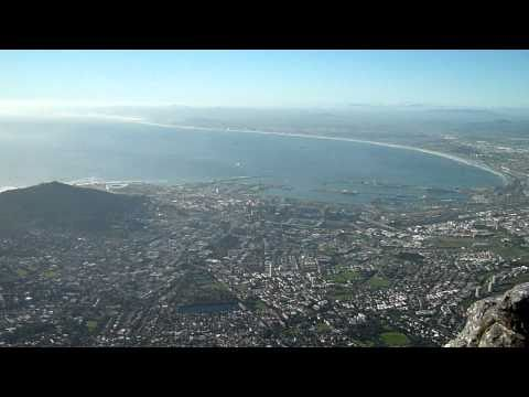 Table Mountain, Cape Town, South Africa