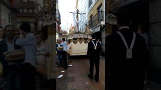 Cruz de Mayo Carmen del Santo Ángel 2017 - Calle Sierpes