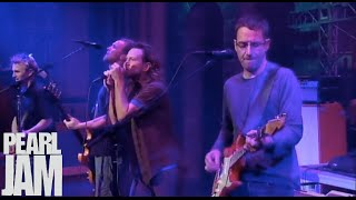 Unemployable - Late Show With David Letterman - Pearl Jam