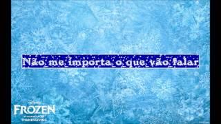 Karaoke - Livre Estou - Frozen Uma Aventura Congelante - off vocal