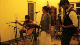 Volcanoes-Damien Rice Cover-Chandbibi and the waste candidates