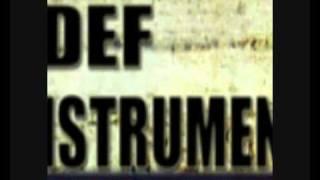 """K-DEF - """"THE BOP"""" (INSTRUMENTAL)"""
