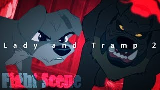 Lady and the Tramp 2 - Fight scene (HD)