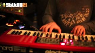 01.03 LIVE THRILLING ELECTRONIC @ Studio21