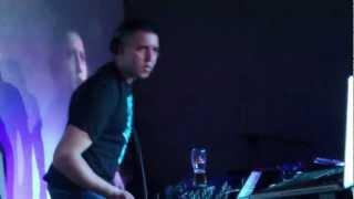 Adam Format @ WIEDZ ŻE COŚ SIĘ DZIEJE FEAT GOORAL @ NRD Klub 24.11.2012