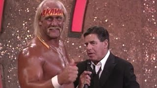 Hulk Hogan and Jerry Lewis (1987) - MDA Telethon